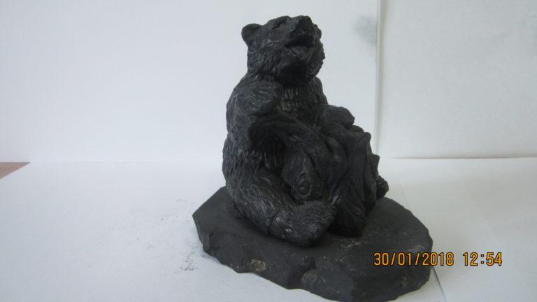 20. Медведь